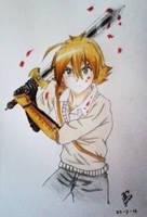 Tatsumi - Akame Ga Kill! by JuanShinoda88
