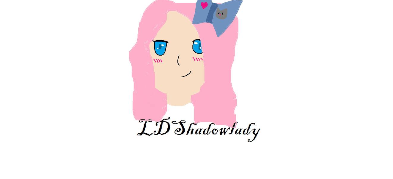 Ldshadowlady by GalaxyCatTmnt1010