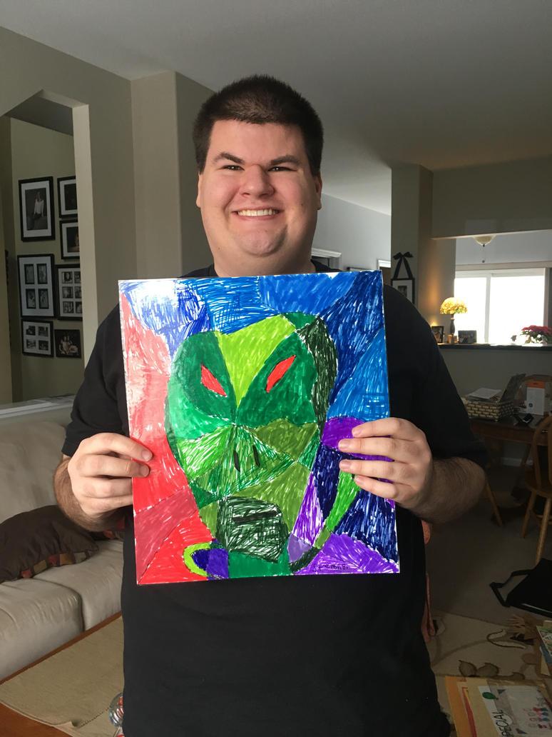 Alien Pic! by Bucky91
