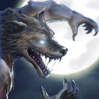 Werewolf by ethanish