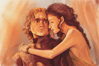 shae and tyrion relationship