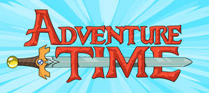 Adventure Time - HD Wallpaper Title