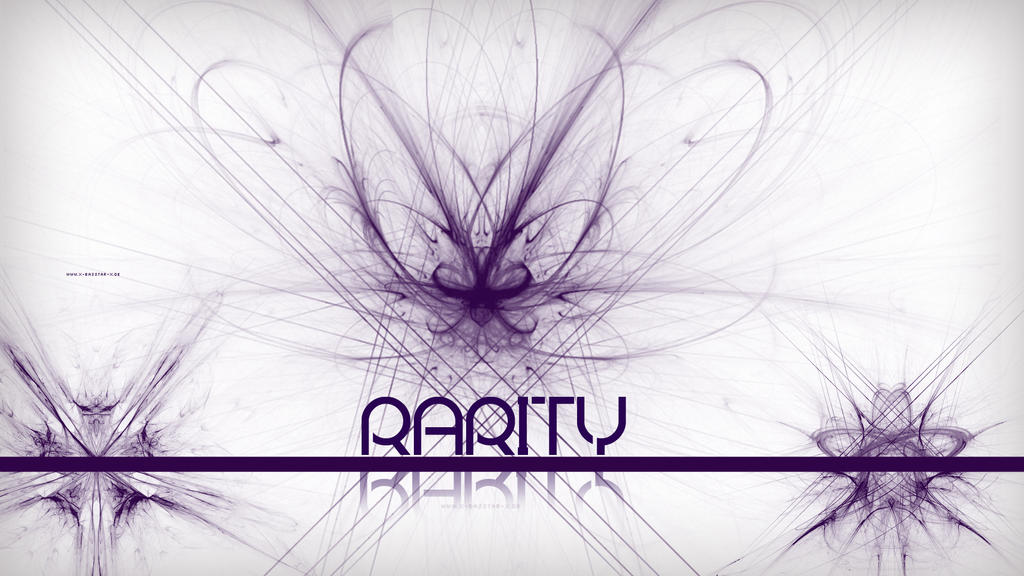 Rarity Name wallpaper by Amoagtasaloquendo