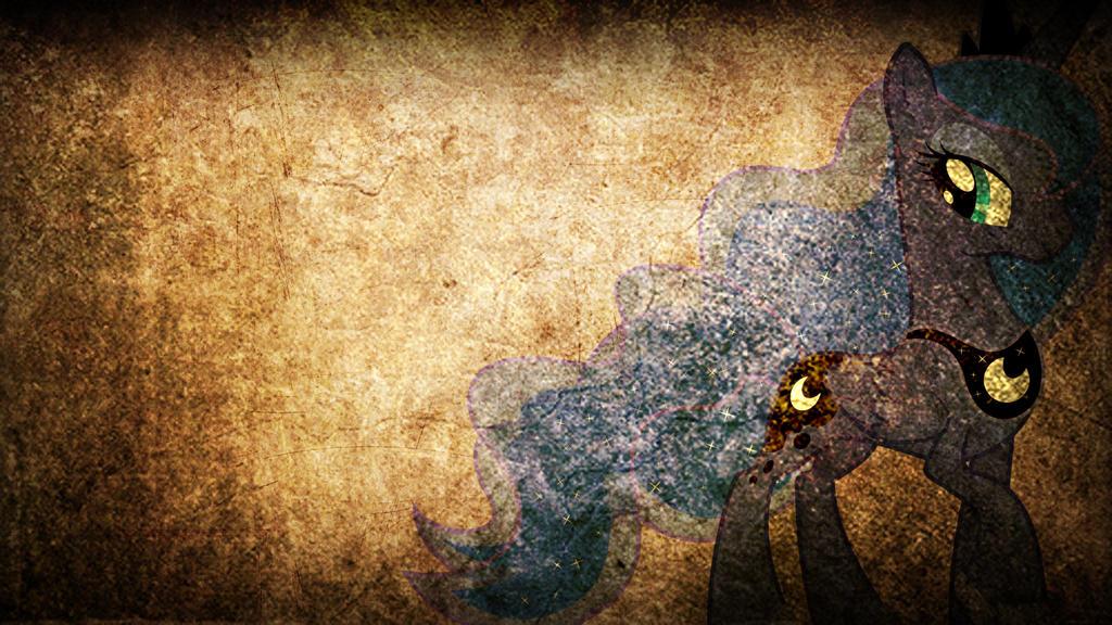 Luna,is nice - Princess Luna Wallpaper by Amoagtasaloquendo