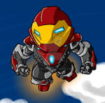 SD Ultimate Iron Man