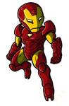 Chibi Extremis Iron Man