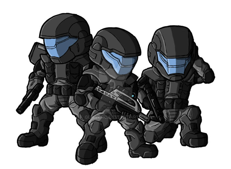 Index also Rayons De Soleil Sur Fond Bleu 689400 furthermore  besides Wallpaper To Go Highland Il as well Chibi Halo 2 ODSTs 139856630. on odst in cartoon