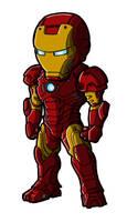 Chibi Movie Iron Man Mk 3