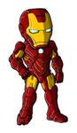 Chibi Movie Iron Man Mk 4