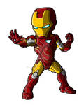 Chibi Movie Iron Man Mk 6