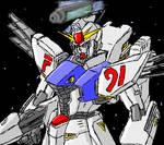 Paintchat - Gundam F-91