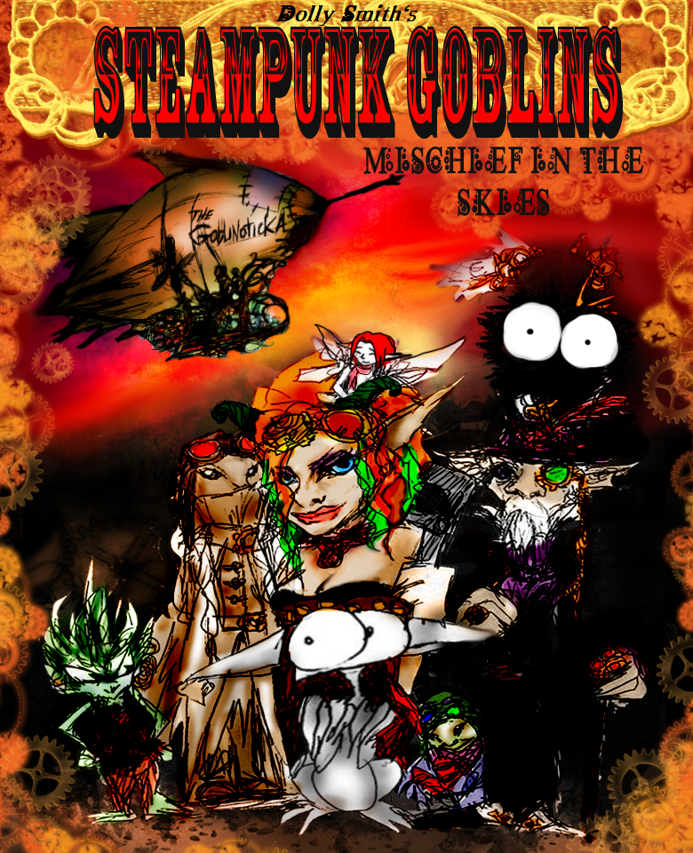 STEAMPUNK GOBLINS by Dollysmith