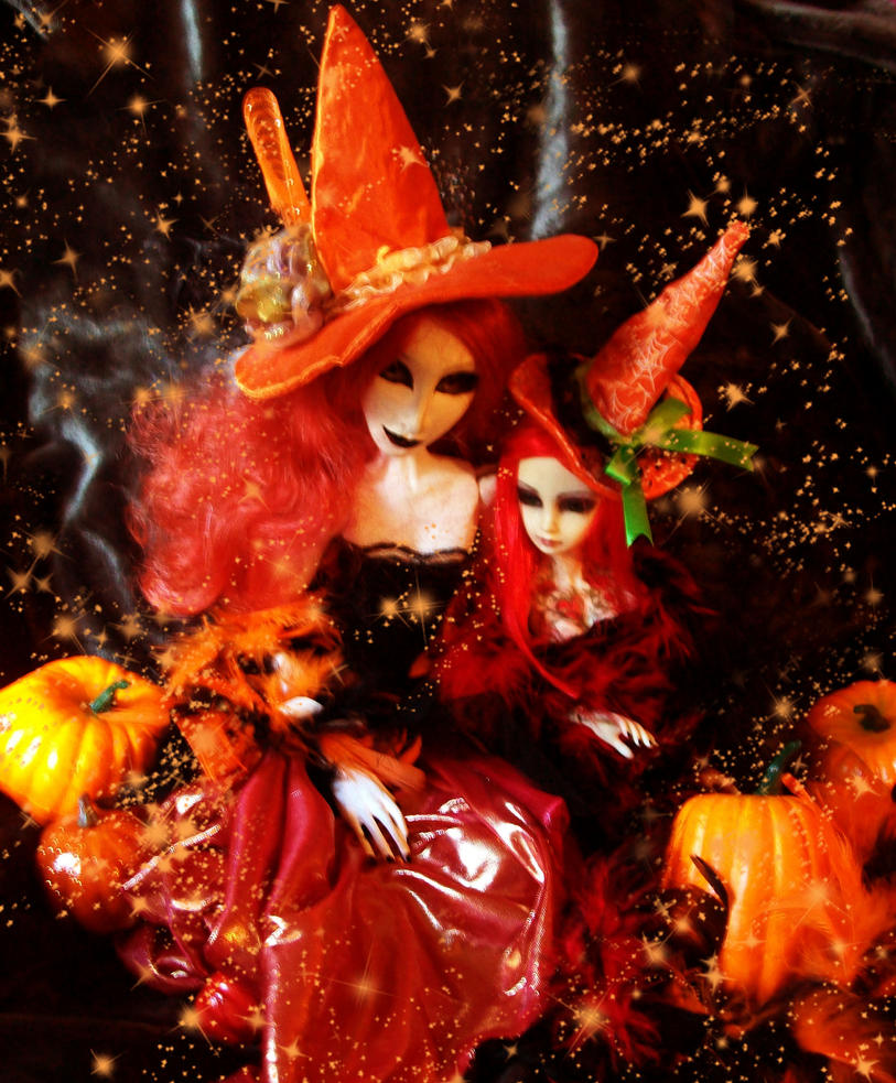 my WITCHES 1 by Dollysmith