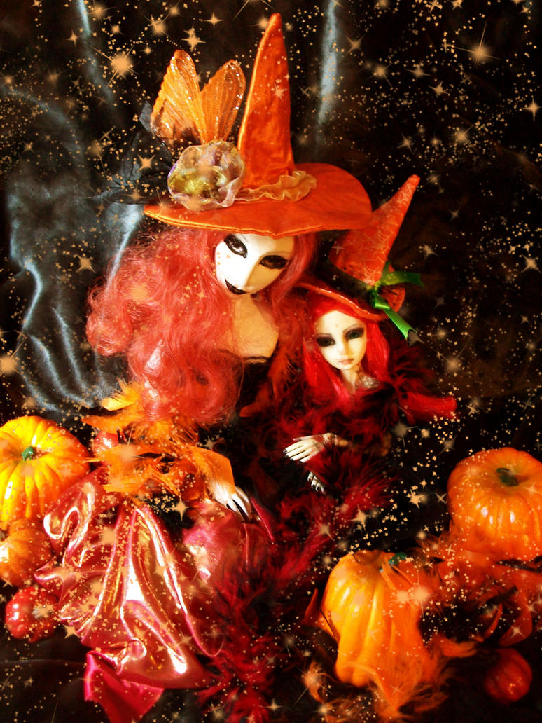 my WITCHES 2 by Dollysmith