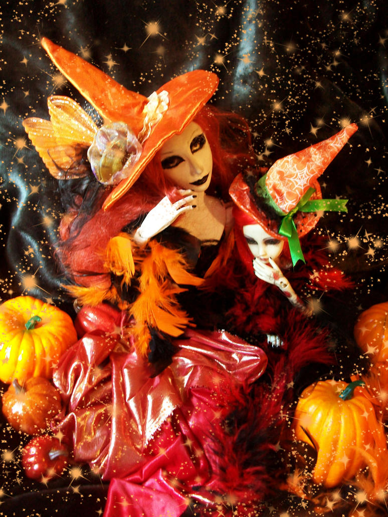 my WITCHES 3 by Dollysmith