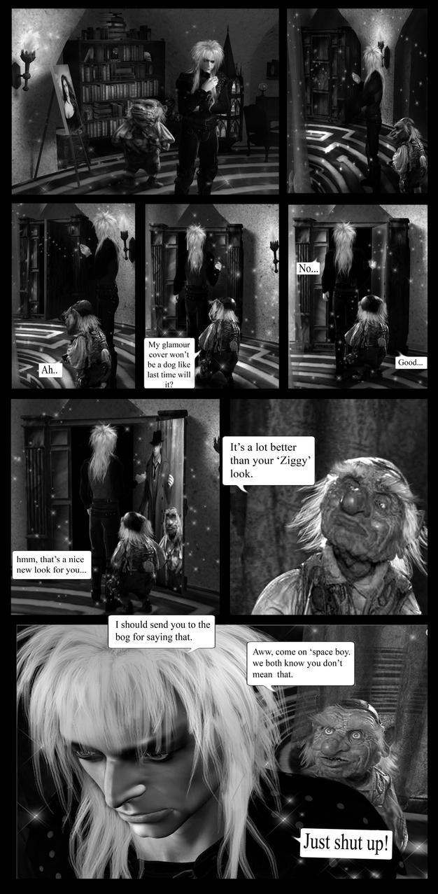 Labyrinth Noir:4 by Dollysmith