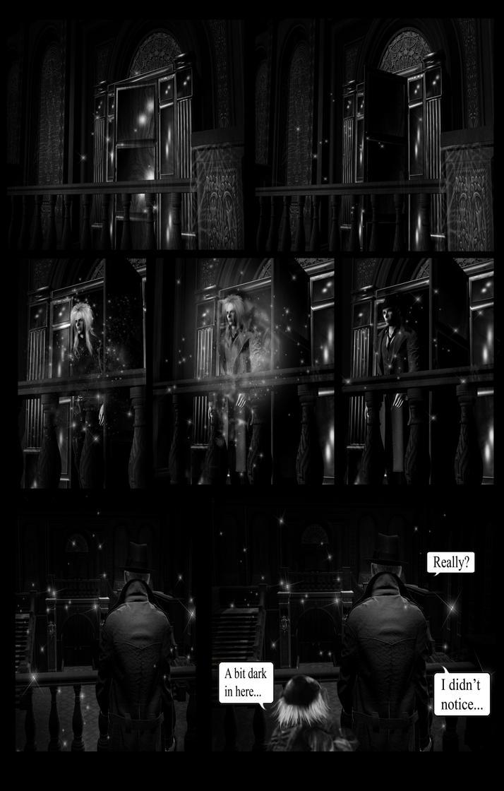Labyrinth Noir:5 by Dollysmith