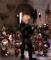 Jareth  and his goblins by Dollysmith