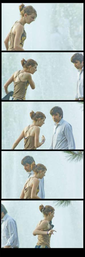 5 frame love story