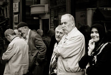 Pensioners by noc-Photography
