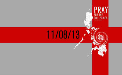 Tribute to the Victims of Typhoon Haiyan by artspikes