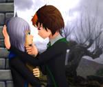 Hogwarts Mystery - Merula x MC (Tilly)