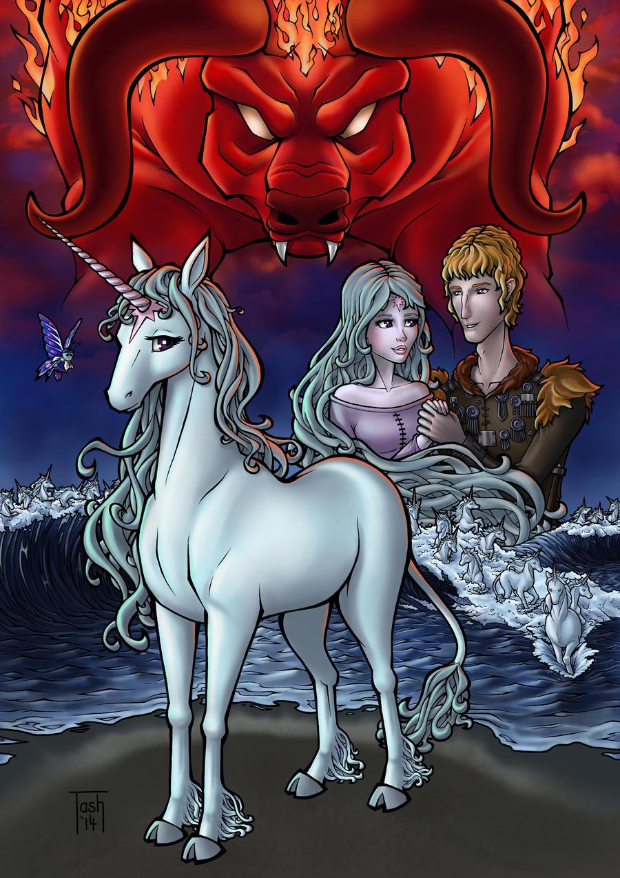 The Last Unicorn by TashOToole