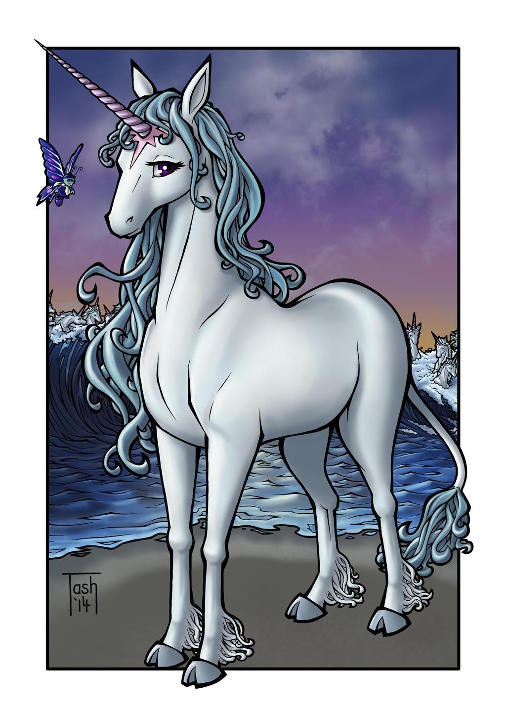 The Last Unicorn (Version 2) by TashOToole