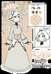 Adventure Time OC - Princess Shima-Enaga