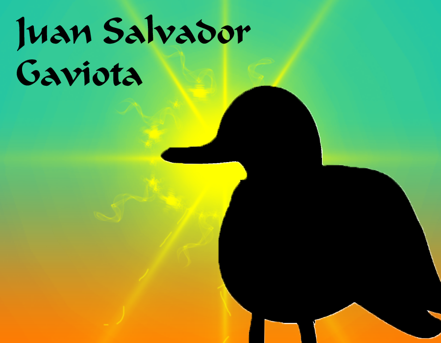 Juan Salvador Gaviota by ritakasane on DeviantArt