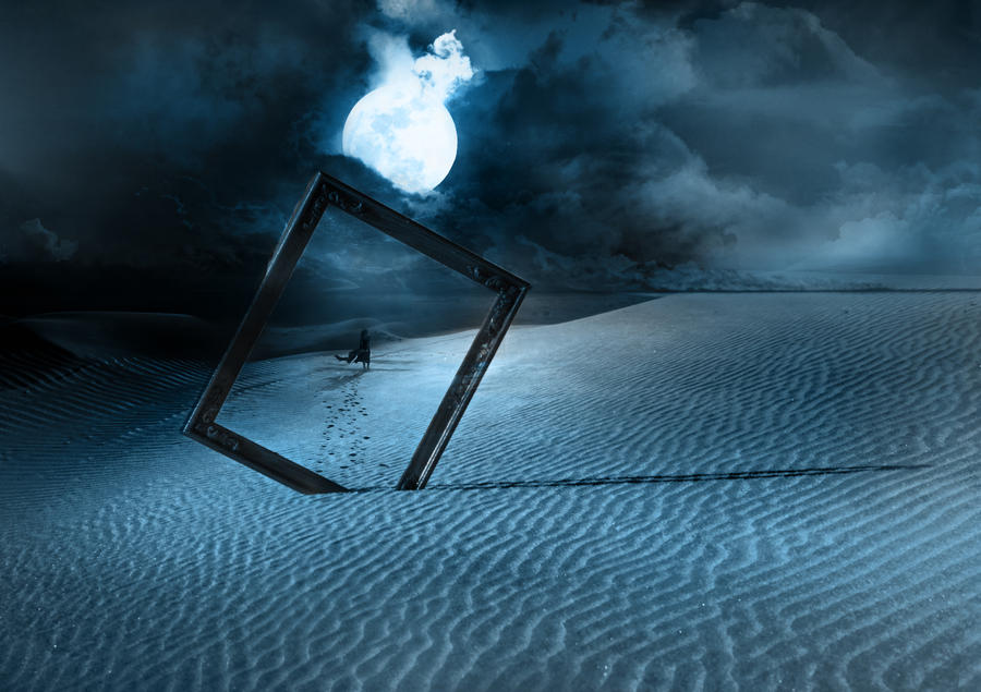 Desert Moon by Desert-Winds