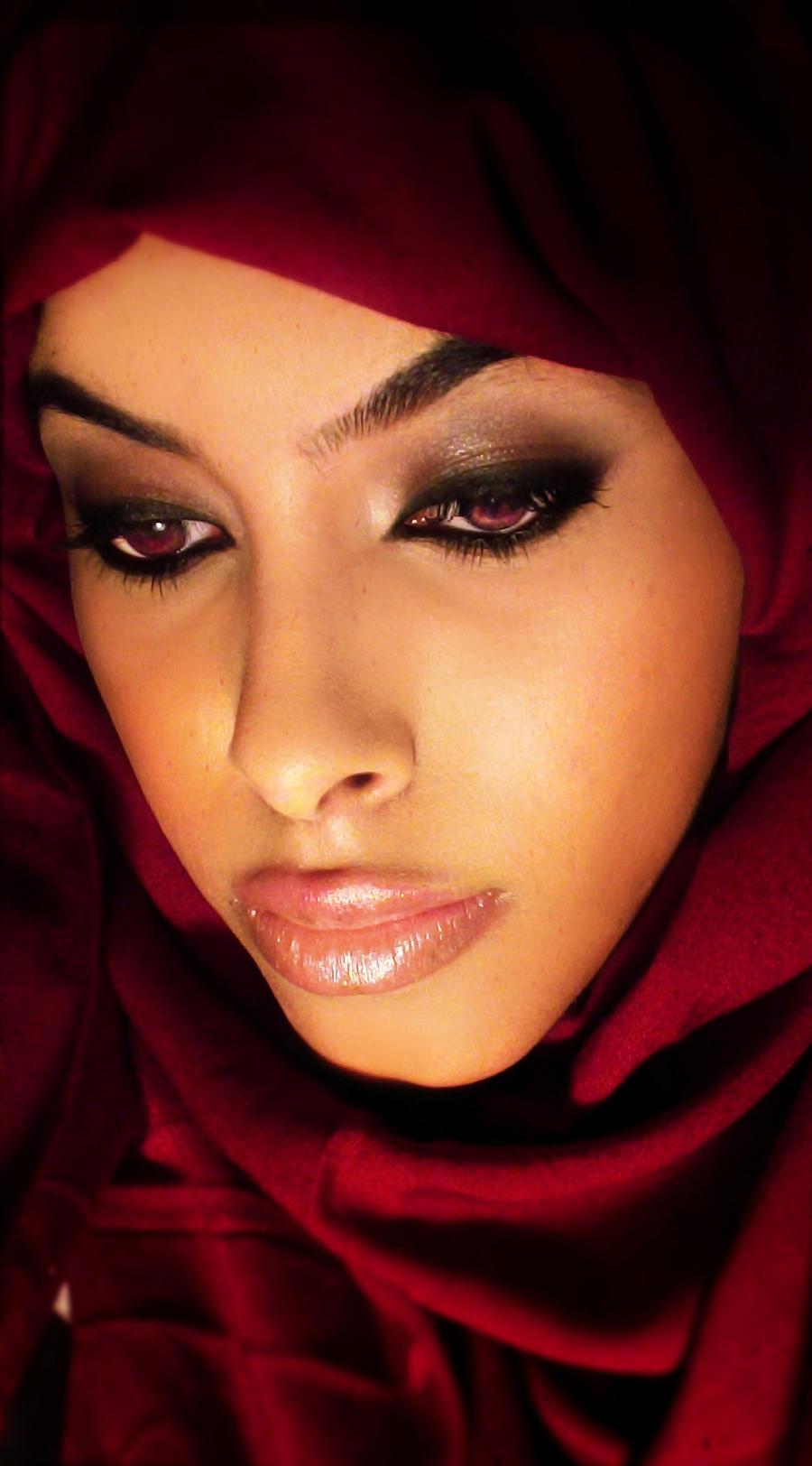Haifa Wehba Arabic Makeup by Desert-Winds on DeviantArt