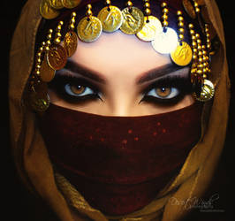 Gypsy by Desert-Winds