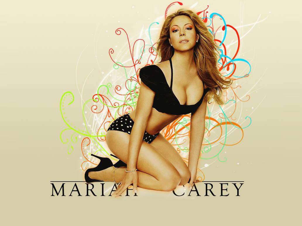 Mariah Carey Wallpaper By Qwk On DeviantArt