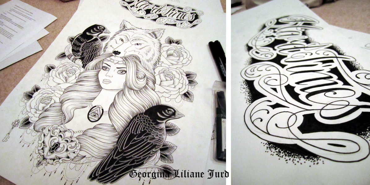 T Shirt Design Line Art : T shirt design for hard times clothing by beautylovedivine on deviantart