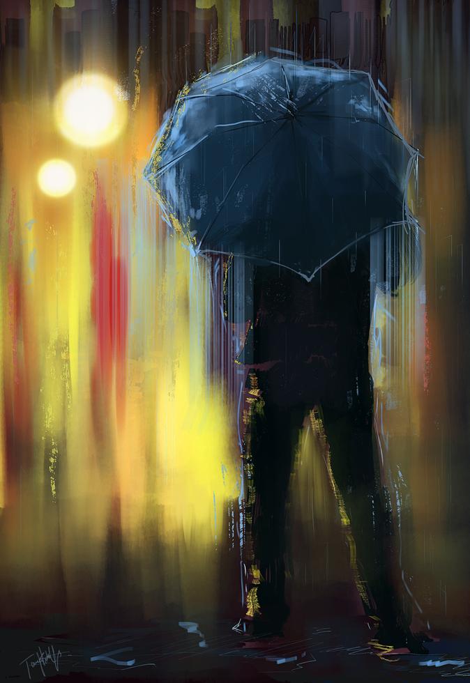 Terrible Rain by beyond-time