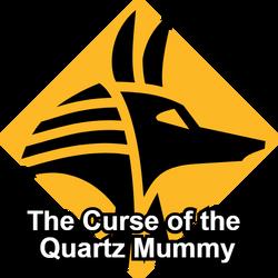 CURSE OF THE QUARTZ MUMMY: Interactive Fiction 1.1 by phantomdotexe