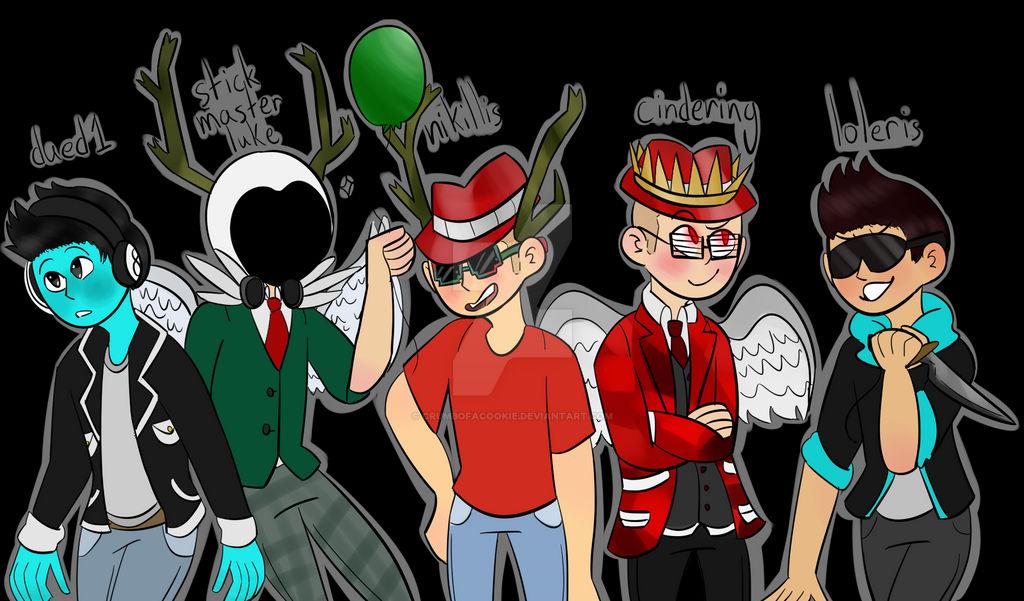 Roblox Developers By Crumbofacookie On Deviantart