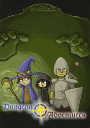 Dungeon Adventures Poster
