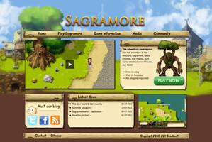 Sagramore webdesign
