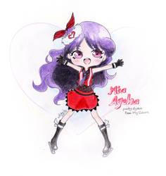 Ageha Mia - Commission by korean64