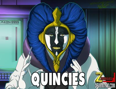 QUINCIES. by zaminaku