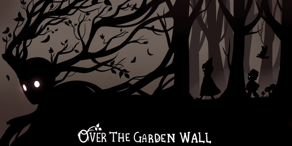 Over The Garden Wall By Nana Naexii On Deviantart
