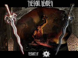 The Soul Reaver pendant by ReliquiaArcana