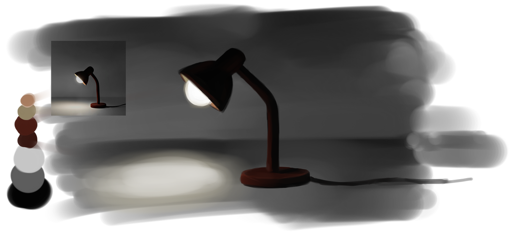 ThingAWeek2: Lamp by only-the-strong