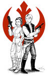 Fighting for the Rebel alliance