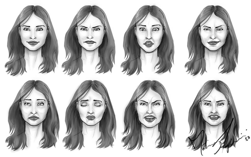 case understand regarding facial foundation expressions