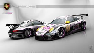AKR - Porsche 997 GT3 RSR Evo - EIIC2012
