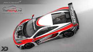 The Racing Line - McLaren MP4 12C GT3 - 2013
