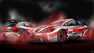 rSeat Racing Team - Seat Leon SuperCopa 2013
